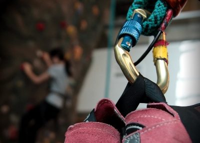 "More Climbing Centers Implement ""Auto Belay"""